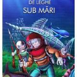 Douazeci de mii de leghe sub mari - dupa Jules Verne - Carte educativa