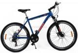 Bicicleta Omega Hawk, Roti 26inch, 21 viteze (Albastru)
