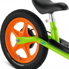Bicicleta fara pedale Puky LR 1L BR Kiwi - Bicicleta copii