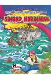 Descopera cuvintele misterioase din poveste - Sinbad marinarul