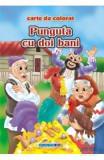 Punguta cu doi bani - Carte de colorat ed. 2012 (2.5)