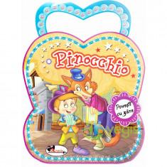 Pinocchio - Povesti cu zane - Carte de povesti