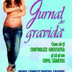 Jurnal de gravida - Carmen Bruma - Carte Ghidul mamei
