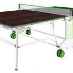 Masa Tenis Exterior Kettler Woodpong - Cartela Cosmote