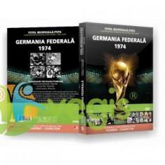 Cupa mondiala FIFA - Germania Federala 1974 - DVD fotbal
