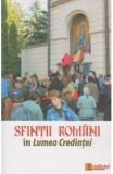 Sfintii romani in Lumea Credintei, Razvan Codrescu