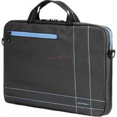Geanta Laptop Sumdex CC-201 15.6inch (Gri-Albastru)