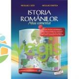 Istoria romanilor. Atlas comentat - Nicolae I. Dita, Niculae Cristea
