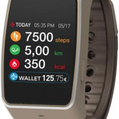 Smartwatch MyKronoz ZeWatch 4, LCD Capacitive touchscreen, Bluetooth (Maro)