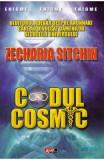 Codul cosmic - Zecharia Sitchin, Zecharia Sitchin