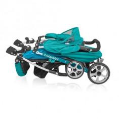 Carucior sport Baby Design Mini Blue 2016 - Carucior copii Sport