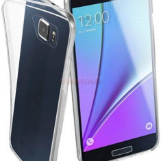 Protectie spate Cellularline FINECGALS7T pentru Samsung Galaxy S7 (Transparent) - Husa Telefon