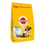 Pedigree Dry 2kg Junior Talie Mica
