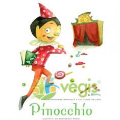 Pinocchio - Povesti ilustrate - Carte de povesti