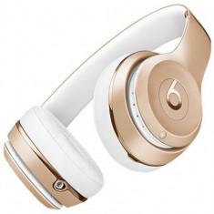 Casti Wireless Beats Solo 3 by Dr. Dre (Auriu)