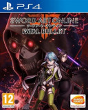 Sword Art Online Fatal Bullet (PS4), Namco Bandai Games