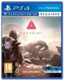 Farpoint VR (PS4), Sony