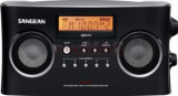 Radio Sangean PR-D5 Package (Negru)