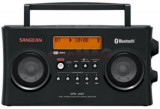 Radio Sangean DPR-26BT, Bluetooth (Negru)
