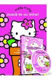 Hello Kitty. Joaca-te cu mine! + DVD Descurcareata Kitty