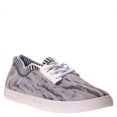 Pantofi sport barbati Aleron albi - Adidasi barbati