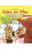 Zaba es Pihe + 2 Cd - Bodor Klara Sarolta