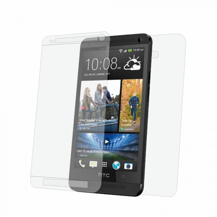 Folie de protectie Clasic Smart Protection HTC One