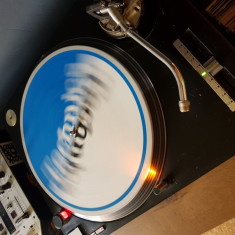 Turntables ( platane ) Technics 1200 mk2 - Pickup audio