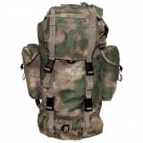 Rucsac MFH BW Combat Camuflaj HDT Camo Green 65L 30253E