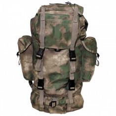 Rucsac MFH BW Combat Camuflaj HDT Camo Green 65L 30253E, 25 L