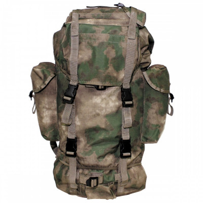 Rucsac MFH BW Combat Camuflaj HDT Camo Green 65L 30253E foto