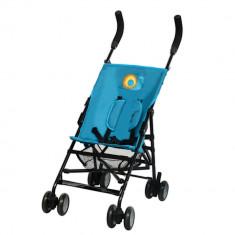 Carucior sport Holiday Mini Albastru - Carucior copii Sport DHS