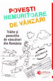 Povesti Nemuritoare de Vanzari - Adrian Cioroianu