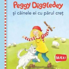 Peggy Diggledey si cainele ei cu parul cret - Saskia Geisler, Julia Gerigk