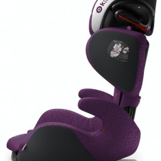 Scaun auto Kiddy Cruiserfix 3 Royal Purple Isofix - Scaun auto copii