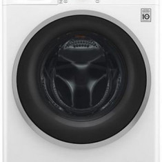 Masina de spalat rufe LG F4J7TY1W, 8 kg, 1400 RPM, Clasa A+++ (Alb)