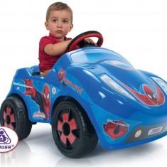 Masinuta electrica Injusa Ultimate Spider-Man 6V - Masinuta electrica copii