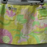 Fusta mini imprimeu floral Dolce &Gabbana