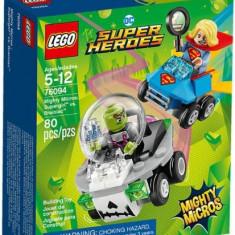 LEGO® Super Heroes Mighty Micros Supergirl™ contra Brainiac™ 76094