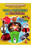 Vase si ustensile de Bucatarie - Cartonase - Silvia Ursache