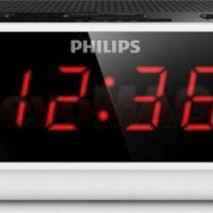 Radio cu ceas Philips AJ3115 (Negru/Alb)