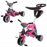 Tricicleta copii Injusa Bios 2 in 1 Pink