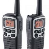 Statie radio PMR portabila Midland XT50 set 2buc include acumulatori