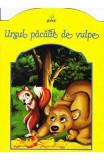 Ursul pacalit de vulpe - Colorez povesti alese