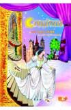Cenusareasa - Fratii Grimm - Carte De Colorat, Fratii Grimm