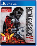 Metal Gear Solid V: The Definitive Experience (PS4), Konami