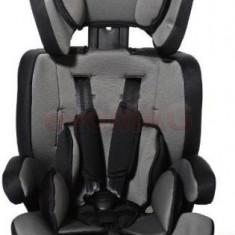 Scaun auto Juju Safe Rider (Negru/Gri) - Scaun auto copii