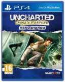 Uncharted: Drake's Fortune (PS4), Sony