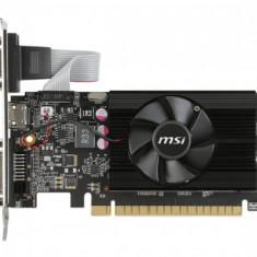 Placa Video MSI GeForce GT 710 2GD3, 2GB, DDR3, 64 bit - Placa video PC