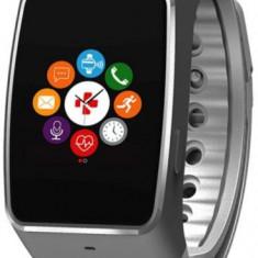 Smartwatch MyKronoz ZeWatch 4 HR, LCD Capacitive touchscreen, Bluetooth (Argintiu)